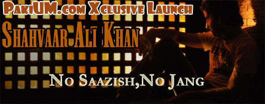 shahvaar Ali Khan No Saazish No Jang