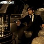 Ali Zafar in his BMW for wedding