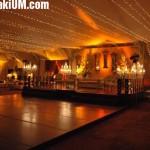 the venue of Ali Zafar Wedding