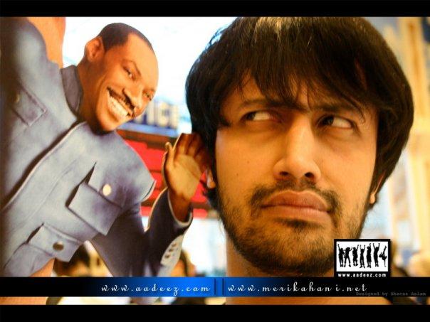 Atif_in_films
