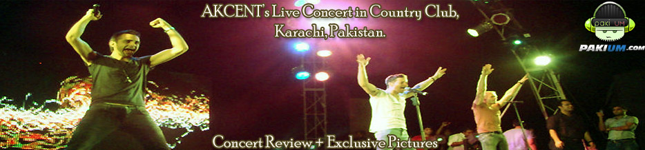 Akcent Billboard Ad Concert Review