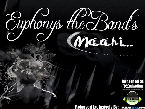 euphonys the band -maahi