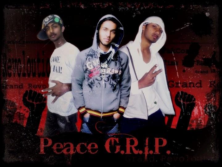 Peace G.R.I.P. Desi Track