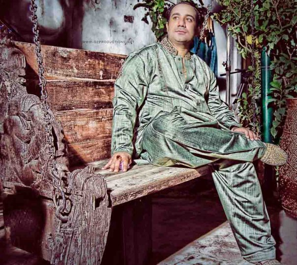 Photo Shoot of Rahat Fateh Ali Khan