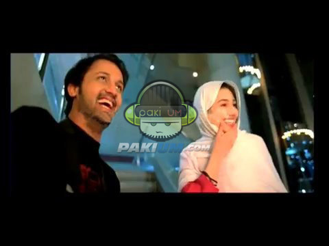 Pakistani Movie BOL featuring Atif Aslam & Mahira