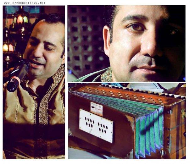 Rahat Fateh Ali Khan Drama Song Omer Dadi Aur Gharwale
