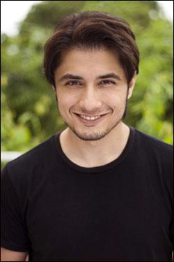 Ali Zafar Portrait