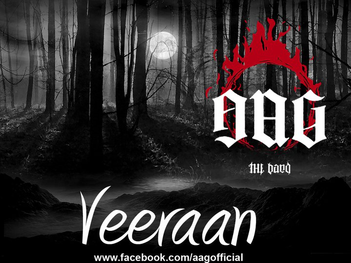 AAG BAND VEERAN SONG RELEASE