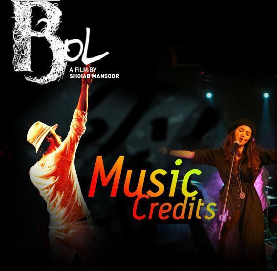 Bol Music Credit Atif Aslam