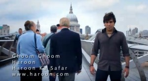 Ghoom Ghoom Haroon Music Video
