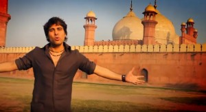 Haroon Ghoom Ghoom Pakistani Music Video