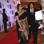 Ali Zafar and Ayesha Fazli at Zee Cine Awards