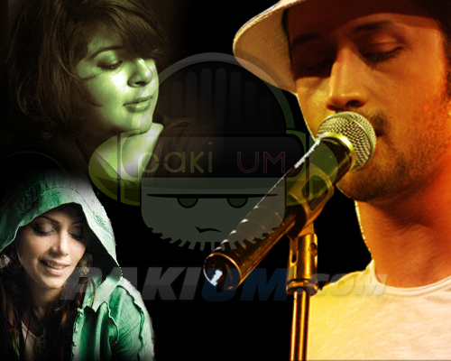 Atif Aslam Hadiqa Kiyani and Faiza Mujahid Song For Bol Movie