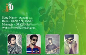 Irzaan Pakistani Band