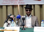 Atif Aslam's Press Conference at Dubai (10)