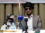 Atif Aslam's Press Conference at Dubai (11)