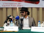 Atif Aslam's Press Conference at Dubai (12)