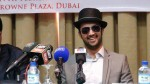 Atif Aslam's Press Conference at Dubai (19)
