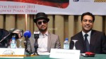 Atif Aslam's Press Conference at Dubai (2)