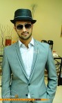 Atif Aslam's Press Conference at Dubai (4)
