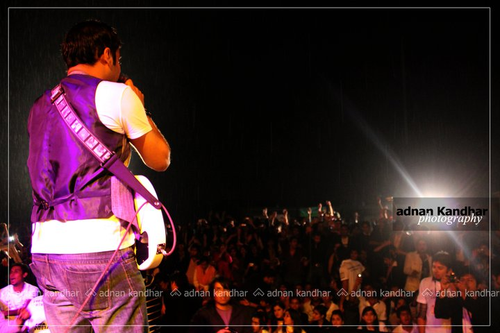 Call Band Live Concert at BHS Multan