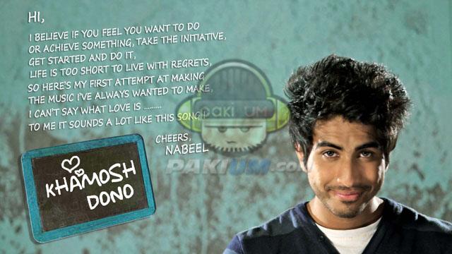 Nabeel qureshi download video audio khamosh donon