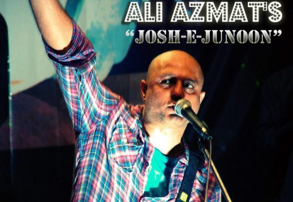Ali Azmat Josh-e-Junoon
