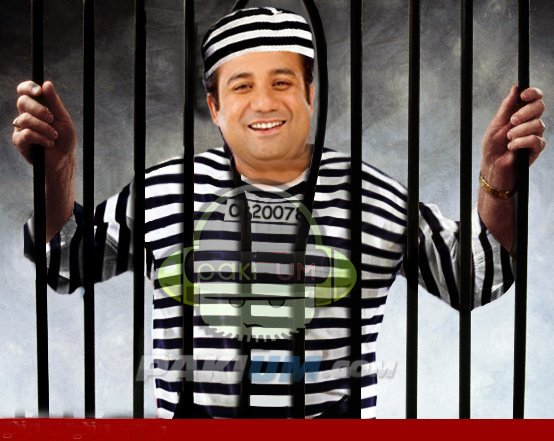 Rahat Fateh Ali Khan arrested and jailed at Delhi Aiport India