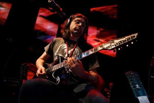 Asad Ahmed in Coke Studio Season as House Band Member