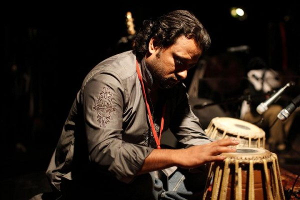 Babar Khanna Coke Studio House Band member