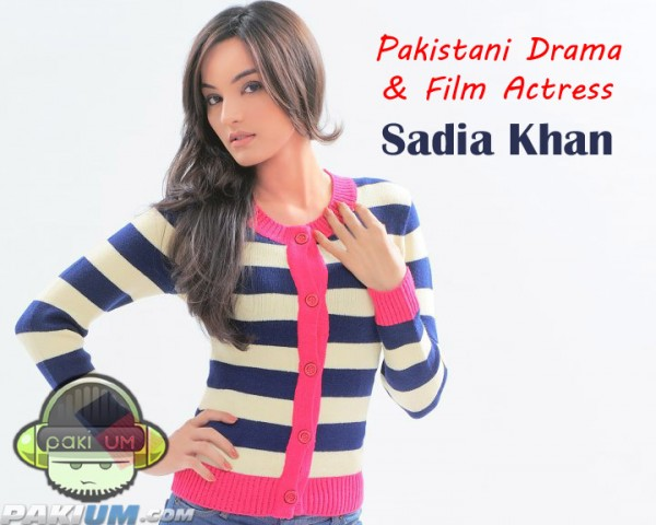 Sadia Khan Pakistani Film And Drama Actress/Model