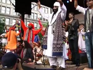Abida Perveen,Akhtar Channal Sufi Festival 2010 Newyork