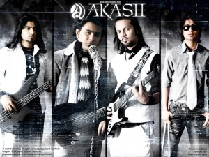 Akash band recording 2nd album