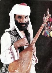 Akhtar Channal Zehri Baloch Folk Singer