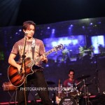 Ali Zafar Live at CBM (1)