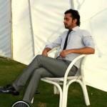 Atif Aslam's Interview Shoot