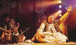 Nusrat Fateh Ali Khan Pakistani Musician