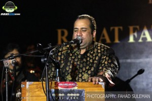rahat fateh car crash manager dies