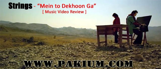 Strings Mein To Dekhunga Music Video Review