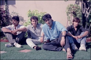 Vital Signs Pakistani band back in 90s