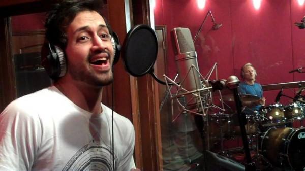 Atif Aslam playback singing
