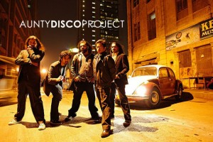 Aunty Disco Project split/broken up