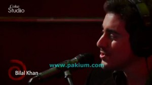 Bilal Khan in Coke Studio