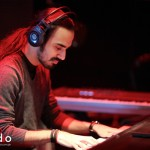 Jaffer Zaidi House Band Member of Coke Studio Season4