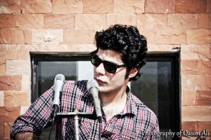 Ismail Khan of Peshawar Based Band