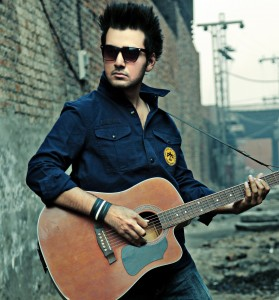 Pakistani Singer Omer Nadeem