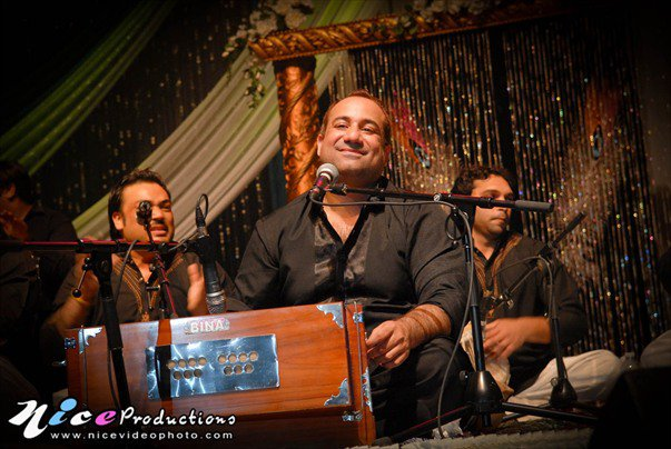 Rahat Fateh Ali Khan song for Bollywood movie Ready