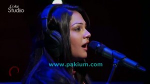 Sanam Marvi in Coke Studio season4 2011