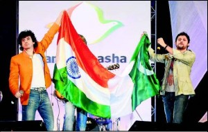 strings was offered to make indian patriotic song