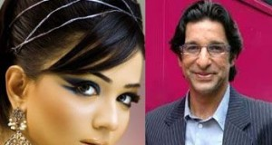 Wasim Akram dating Pakistani Actress Humaima Malik Abbasi